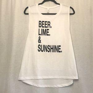 EUC🍺 Beer, Lime & Sunshine 🌞